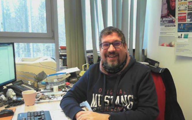Simon Kranzer (FH Salzburg)
