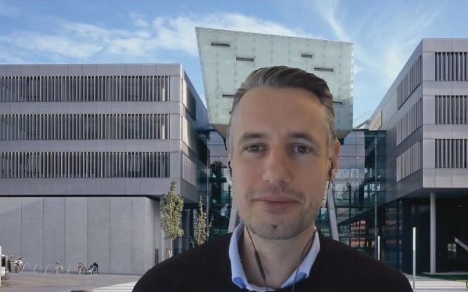 Dominik Engel (FH Salzburg)